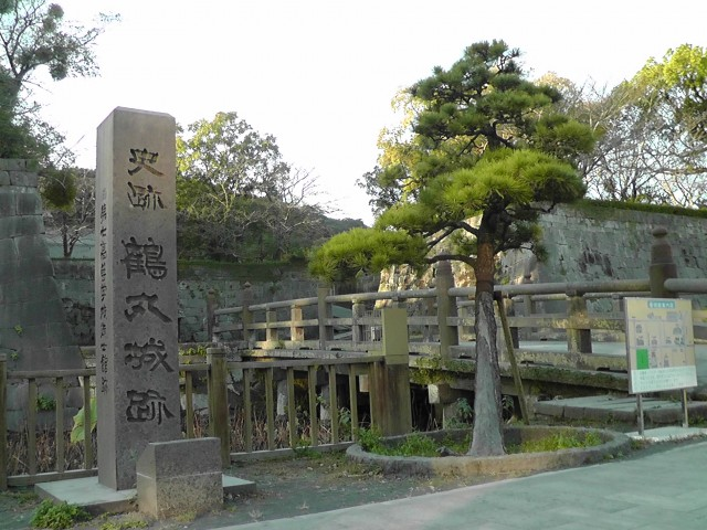 鹿児島城写真1