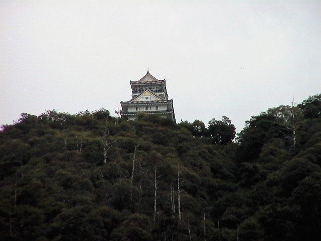 岐阜城写真2