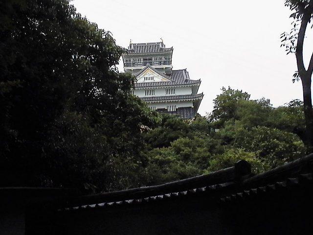 岐阜城写真1