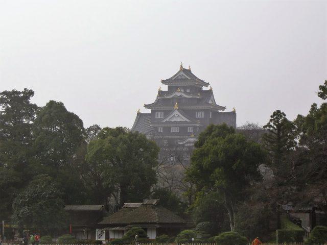 岡山城写真3