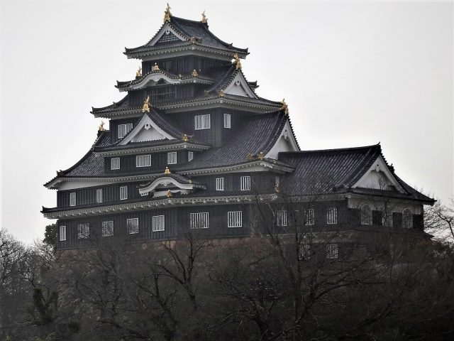 岡山城写真4