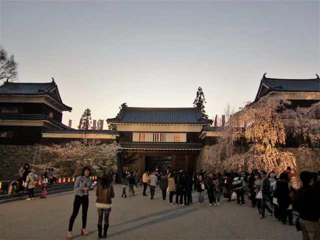 上田城写真4