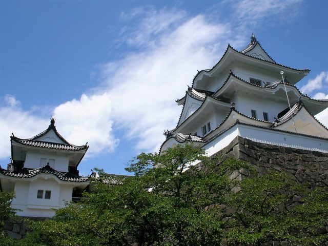 伊賀上野城写真3