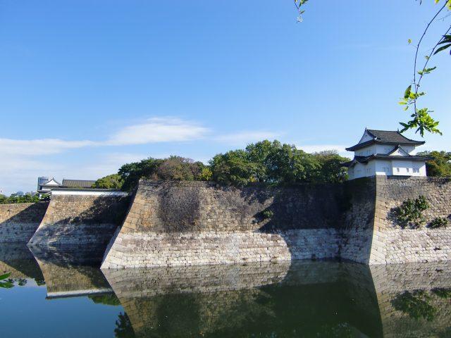 大阪城写真2