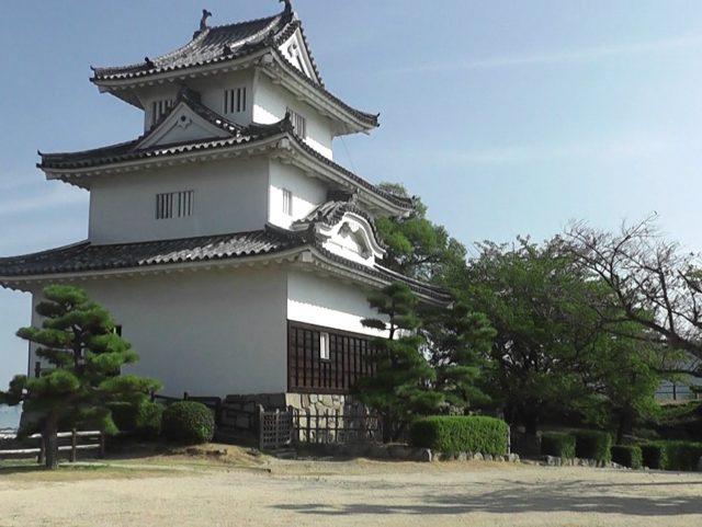 丸亀城写真5