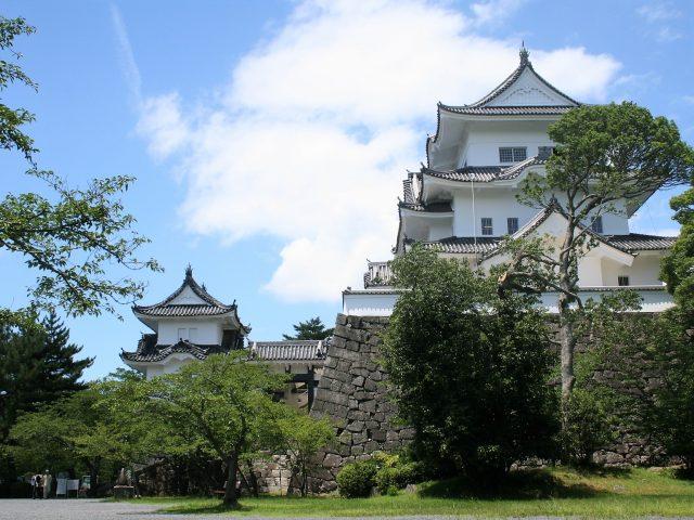 伊賀上野城写真1