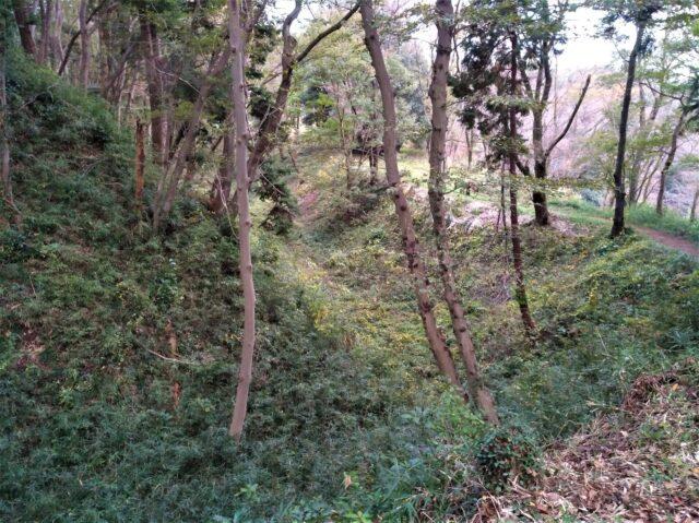滝山城写真3