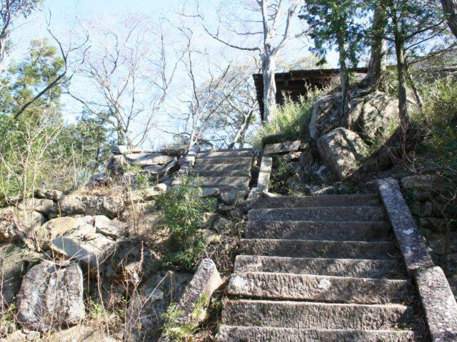 笠間城写真4